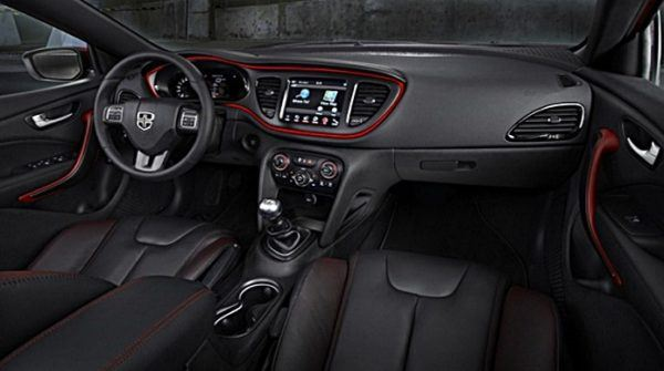 Dodge caliber 2019 precio ficha t cnica y fotos - 2017 dodge charger interior accessories ...