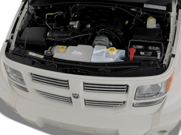 Dodge Nitro 2021 motor