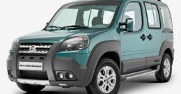 Fiat Doblo 2018: precio, ficha técnica y fotos