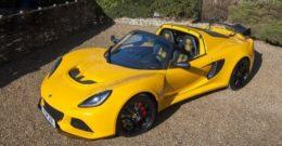 Lotus Exige 2018: precio, ficha técnica y foto