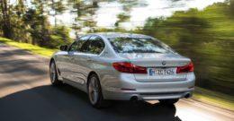 BMW Serie 5 Berlina Híbrido 2018: Precio, ficha técnica y fotos