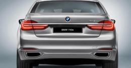 BMW Serie 7 Híbrido 2018: precio, ficha técnica y fotos
