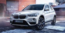 BMW X1 2018: Precio, ficha técnica y fotos