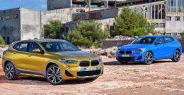 BMW X2 2018: Precio, ficha técnica y fotos