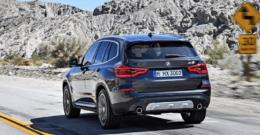 BMW X3 2018: Precio, ficha técnica y fotos