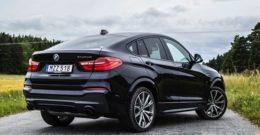 BMW serie X4 2018: precio, ficha técnica y fotos