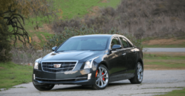 Cadillac ATS 2018: precio, ficha técnica y fotos