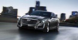 Cadillac CTS 2018: precio, ficha técnica y fotos