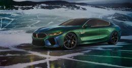 BMW M8 Gran Coupé 2019: precio, ficha técnica y fotos