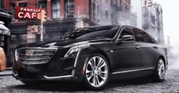 Cadillac CT6 Sedan 2019: precio, ficha técnica y fotos