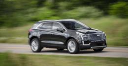 Cadillac XT5 Crossover 2018: precio, ficha técnica y fotos