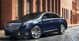 Cadillac XTS Sedan 2018: precio, ficha técnica y fotos