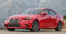 Lexus IS 2018: precio, ficha técnica y fotos