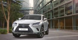 Lexus NX 2018: precio, ficha técnica y fotos
