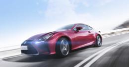 Lexus RC F 2018: precio, ficha técnica y fotos