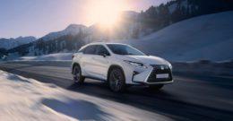 Lexus RX 2018: precio, ficha técnica y fotos