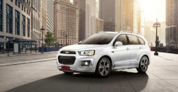 Chevrolet Captiva 2018: precio, ficha técnica y fotos