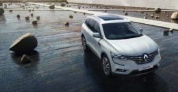 Renault Koleos 2018: precio, ficha técnica y fotos