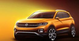 Volkswagen T-Cross 2019: precio, ficha técnica y fotos