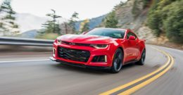 Chevrolet Camaro ZL1 2019: precio, ficha técnica y fotos