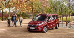 Ford Tourneo 2019: precio, ficha técnica y fotos
