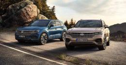 Volkswagen Touareg 2019: precio, ficha técnica y fotos