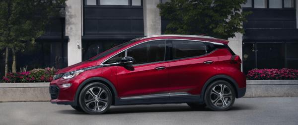 Chevrolet Bolt 2021: precio, ficha técnica y fotos exterior