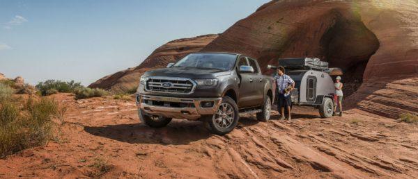 Ford Ranger Thunder 2021 ficha técnica