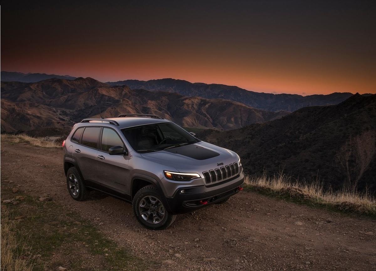 2020 Jeep Trail Hawk Performance