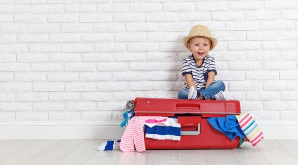 Claves para viajar con ninos vacaciones destinos consejos montana