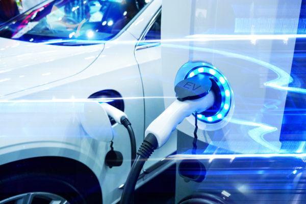 Cuales son las partes de un motor de coche electrico