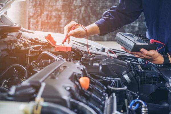 Cuales son las partes de un motor de coche