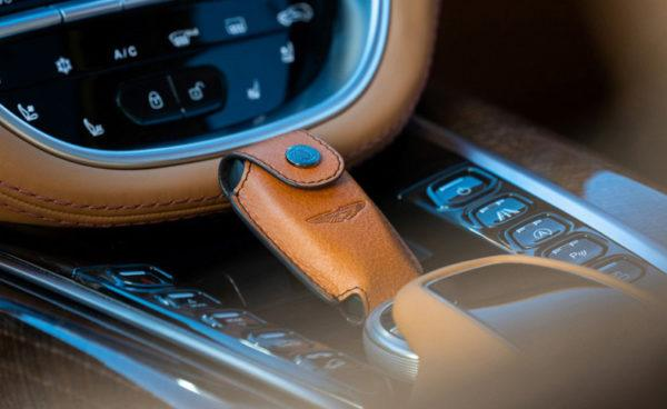 Aston Martin DBX 2021 accesorios