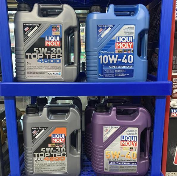 Averías en el sistema de lubricación: Causas y Soluciones tipos de aceite