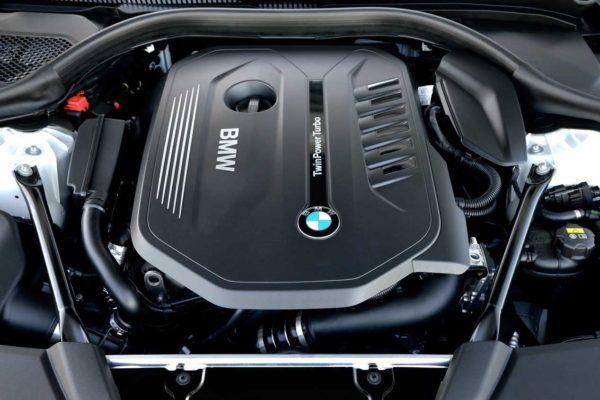 BMW X8 2021 motor