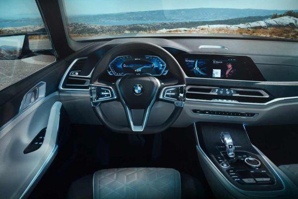BMW X8 2021 precios