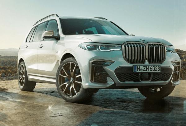 BMW X8 2021 diseño