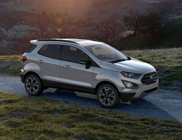 Ford C-Max 2021 Ecosport