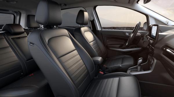 Ford C-Max 2021 interior Ecosport
