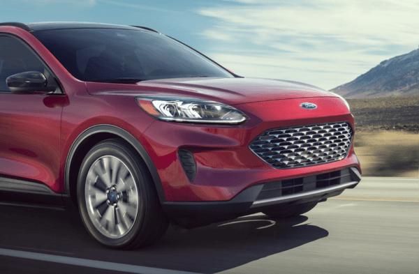 Ford C-Max 2021 Escape