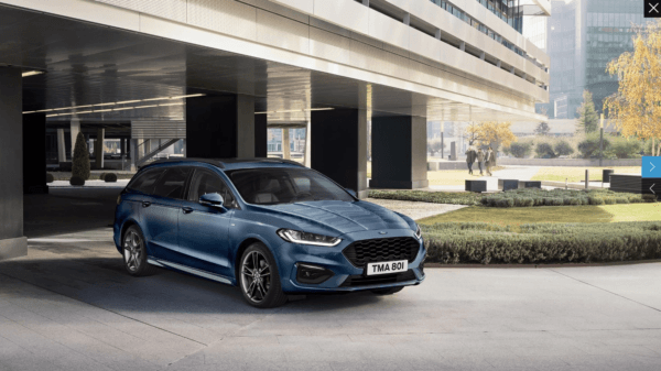 Ford C-Max 2021 Mondeo