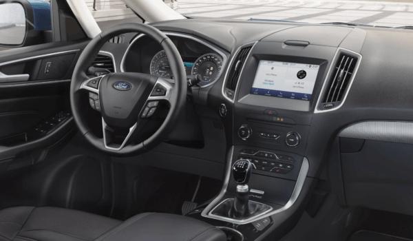 Ford Galaxy 2021 conductor