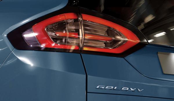 Ford Galaxy 2021 precio