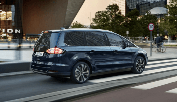 Ford Galaxy 2021 exterior
