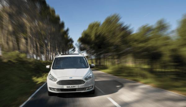 Ford Galaxy 2021 ficha técnica