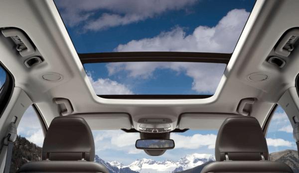Ford Galaxy 2021 techo solar