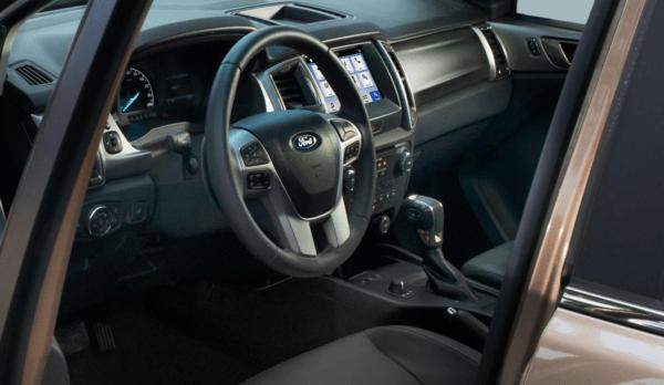 Ford Ranger Thunder 2021 automático