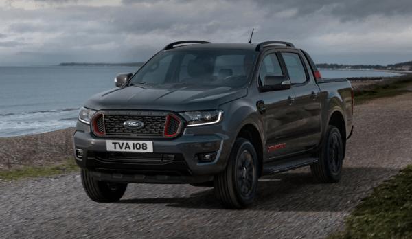 Ford Ranger Thunder 2021 precio