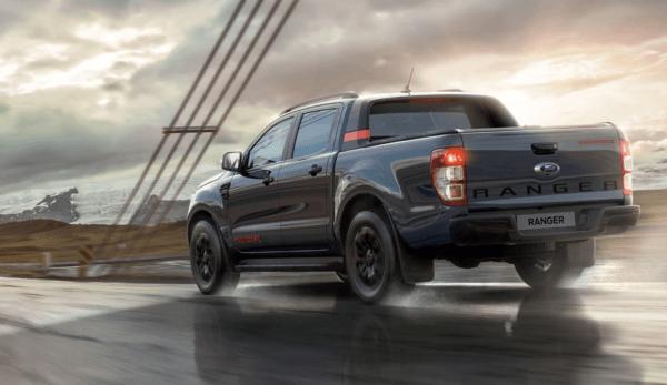 Ford Ranger Thunder 2021 precio en euros