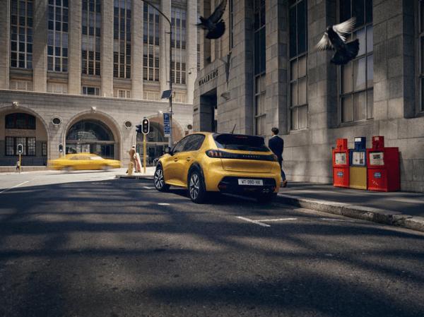 Peugeot 208 2021 precios
